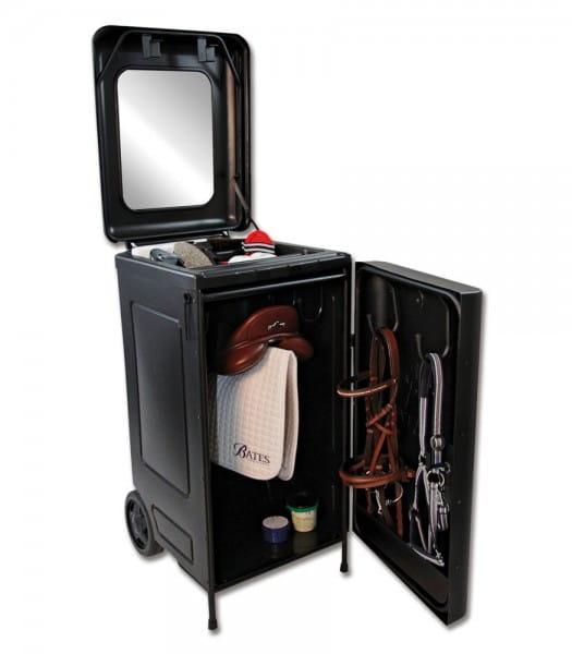 Sattelbox auf Rollen, Kunststoff © Waldhausen GmbH