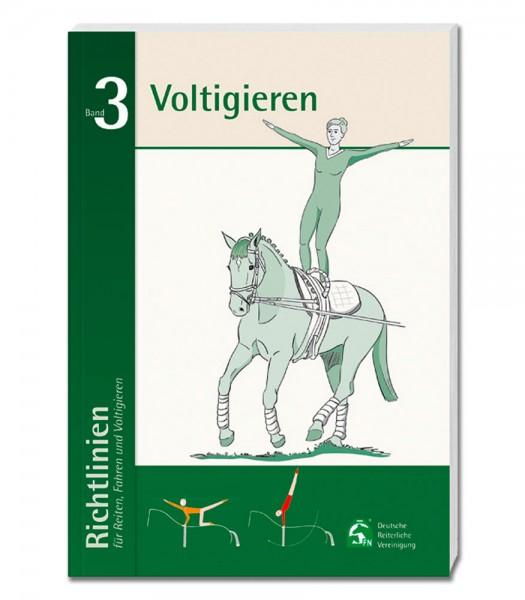Richtlinien Band 3:  Voltigieren © Waldhausen GmbH