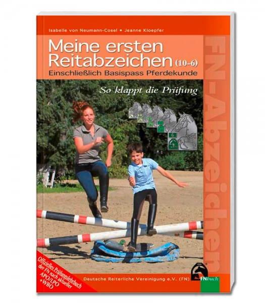 Meine ersten Reitabzeichen (10-6) - Einschließlich Basispass Pferdekunde © Waldhausen GmbH