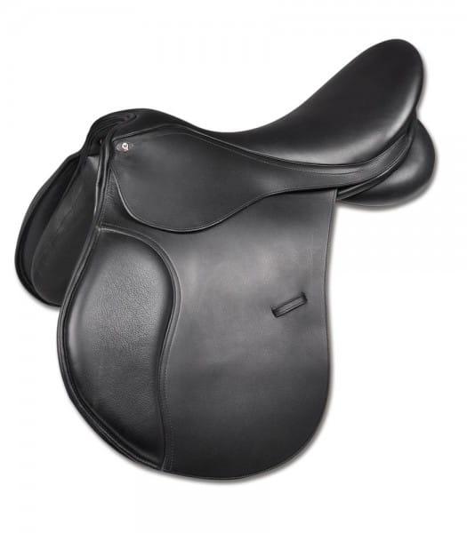 Vielseitigkeitssattel Comfort, Leder © Waldhausen GmbH