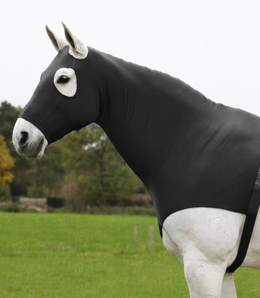 Comfort Combination Hood schwarz