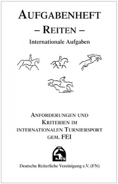 Aufgabenheft - Reiten - Inhalt (Internat. Aufg.) © BUSSE GmbH