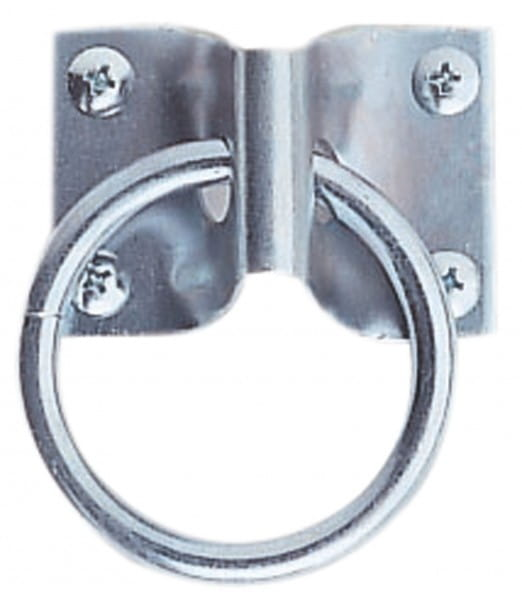 Anbindering PLATTE, Metall © BUSSE GmbH