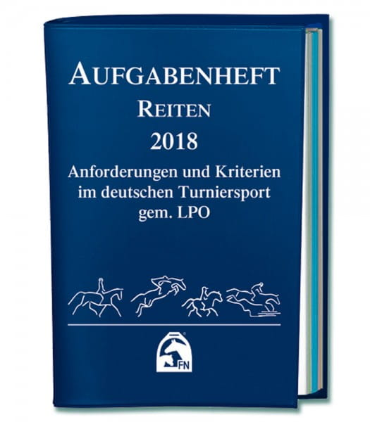 Aufgabenheft Reiten © Waldhausen GmbH