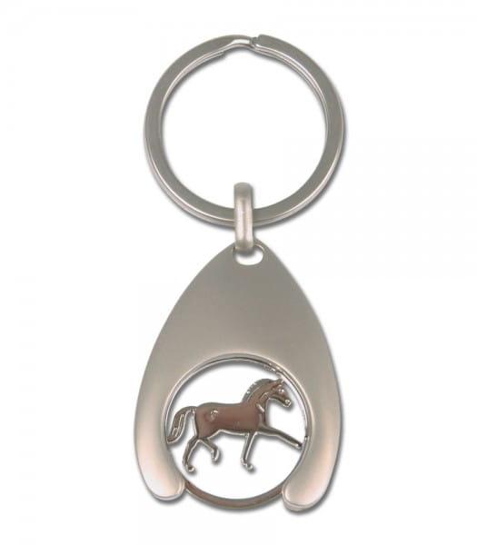 Schlüsselanhänger trabendes Pferd © Waldhausen GmbH