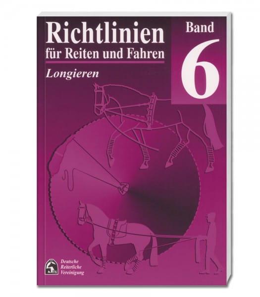 Richtlinien Band 6: Longieren © Waldhausen GmbH