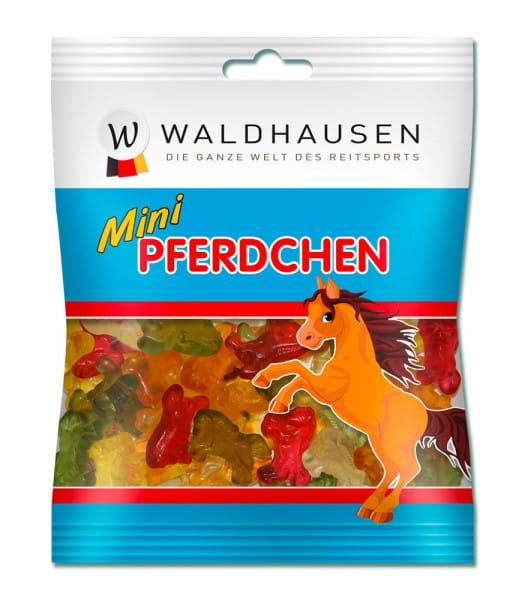 Fruchtgummis Mini Pferdchen © Waldhausen GmbH