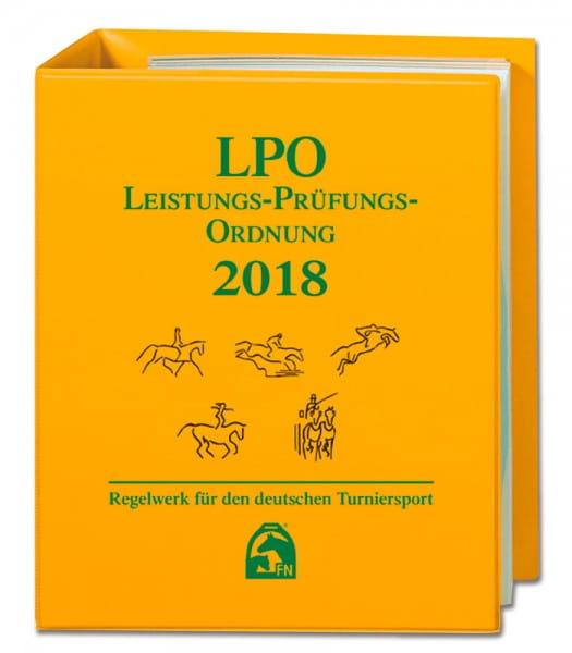 LPO - Leistungs-Prüfungs-Ordnung © Waldhausen GmbH