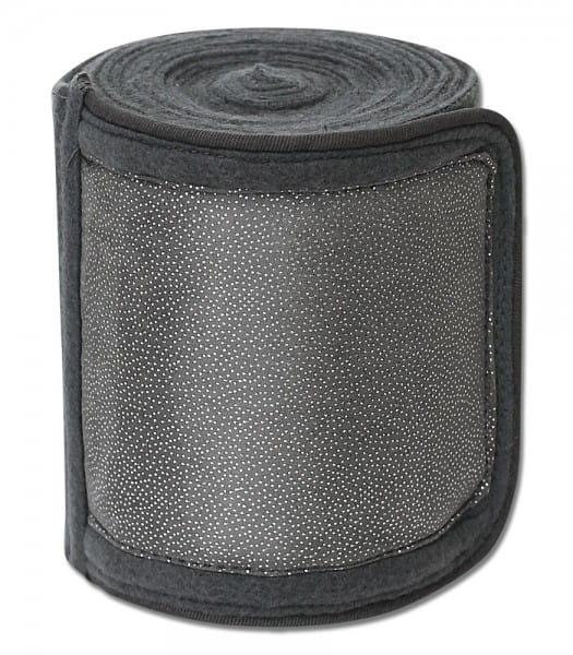 Fleecebandage Metallic, 4er Set © Waldhausen GmbH