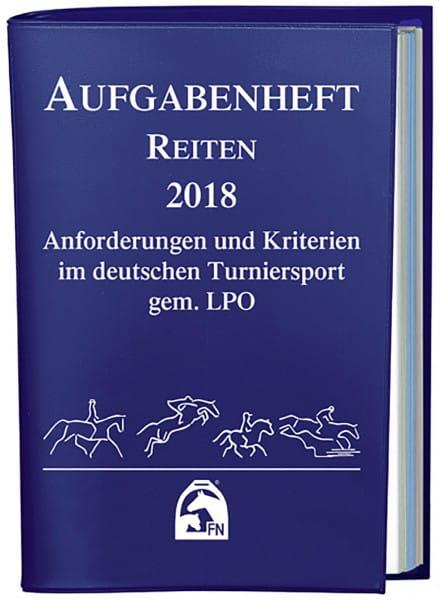 Aufgabenheft 2018 - Reiten (Nat. Aufg.) © BUSSE GmbH