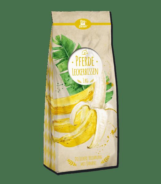 Derby Leckerbissen Banane