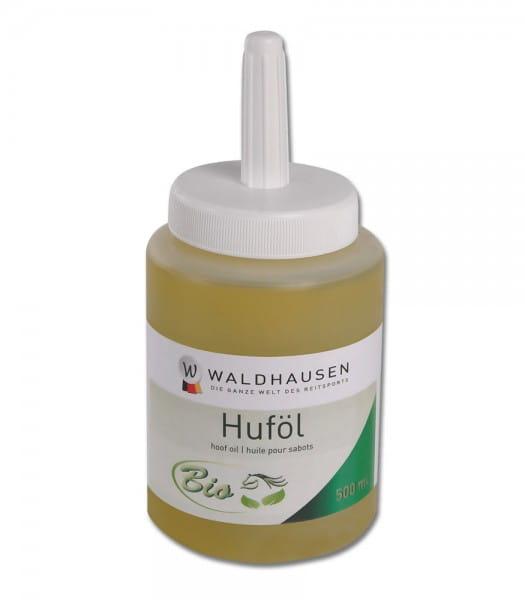Bio-Huföl mit Pinsel, 450 ml © Waldhausen GmbH