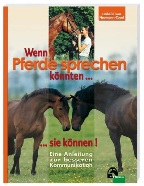 Lehrbuch 'Wenn Pferde sprechen könnten' © BUSSE GmbH