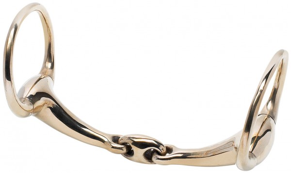 Olivenkopfgebiss KAUGAN®, doppelt gebrochen © BUSSE GmbH