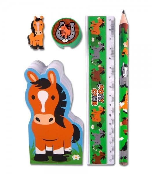 Schreibset Pony Club © Waldhausen GmbH