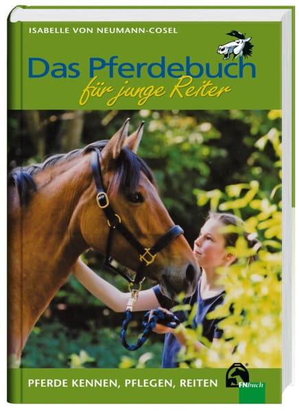 Buch 'Das Pferdebuch für junge Reiter' © BUSSE GmbH
