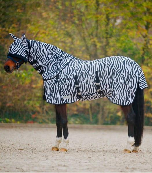 Fliegendecke Zebra © Waldhausen GmbH