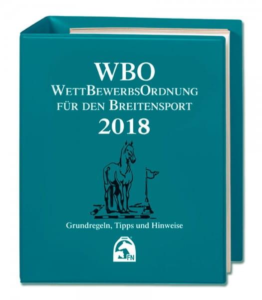 WBO - Wettbewerbsordnung für den Breitensport © Waldhausen GmbH