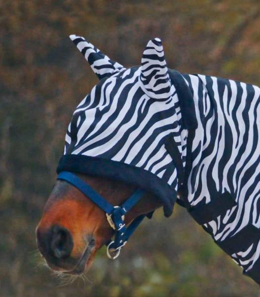 Fliegenmaske Zebra © Waldhausen GmbH
