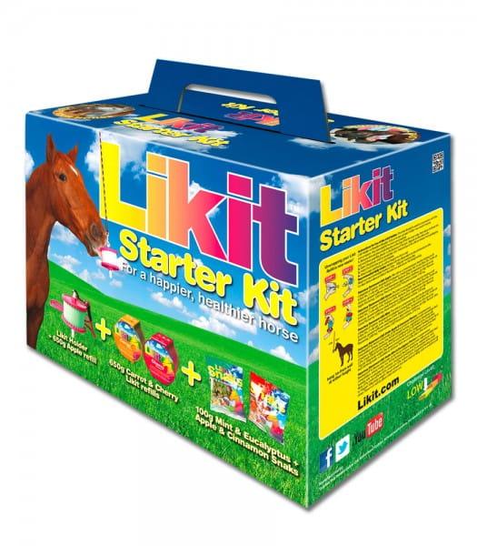 Likit Starterpackung, 6 Teile © Waldhausen GmbH